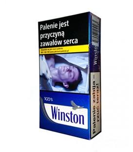 Winston Blue 100`s