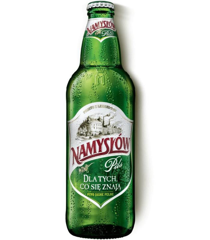 Piwo Namyslow Butelka 0 5l B Z Apimarket Pl Zakupy Spozywcze