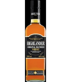 Highlander 40% 0,5L whisky