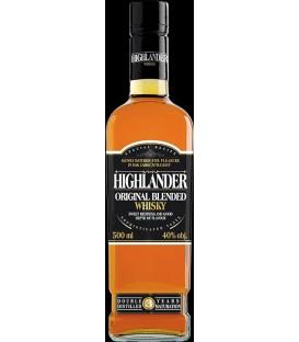 Highlander 40% 0,5L whisky