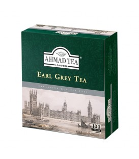 Ahmad 100 torebek english earl grey
