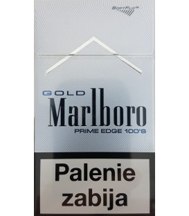 Marlboro Gold Prime Edge 100 SSL