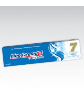 Blend-a-med Pasta Complete 7 125ml White