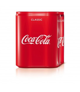 Coca Cola 4Pack 0,33L
