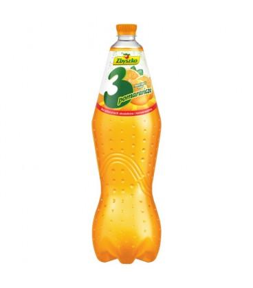 Zbyszko 3 Pomarańcze 1,5l gaz