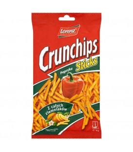 Crunchips Stic.Papryka 75g chipsy