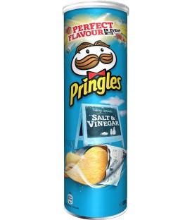 Pringles salt & vinegar 200g