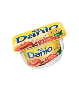 Danone danio smak sezonowy szarlotka 135g