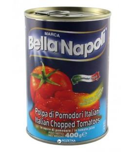Bella Napoli pomidory krojone w puszce 400g