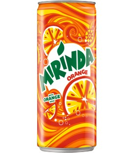 Mirinda Orange Sleek 0,33l