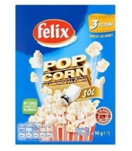 Felix Popcorn Multipack Solony 3x90g.