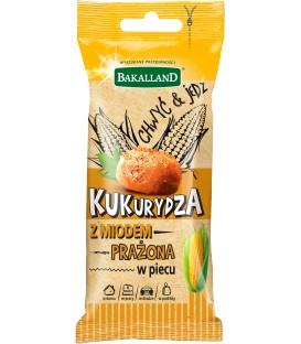 Bakalland Prażona miodowa kukurydza 40g