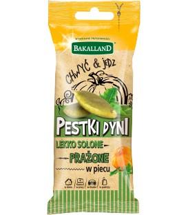 Bakalland Prażone solone pestki dyni 40g
