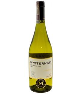 Mysterious Chardonnay reserva wino b/w 0,75L