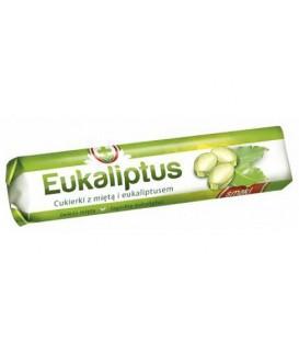 Mieszko Drops eukaliptus 32g