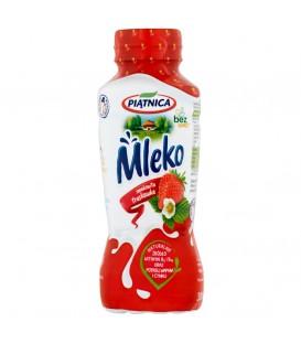 Piątnica mleko truskawkowe 330ml