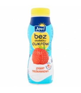 Jovi Jogurt bez cukru truskawka 230g