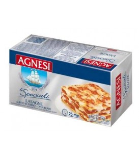 Agnesi lasagne karton 500g