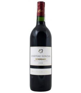 Chateau Fontan 2008 Rouge 0,75L wino