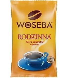 Woseba Rodzinna Kawa naturalna mielona 80g