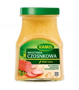 Kamis Musztarda Czosnkowa 185g