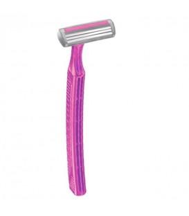 BIC 3 maszynka do golenia pure lady pink