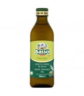 Oliwa basso sansa 0,5L