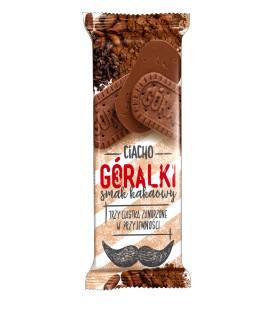 Góralki Ciacho smak kakaowy38g