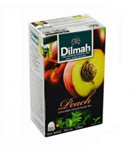 Dilmah herbata expresowa peach 20tb