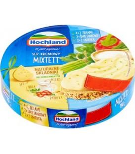 Hochland krążki Mixtett ser 180g.