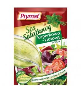 Prymat sos sałatkowy polski 9g