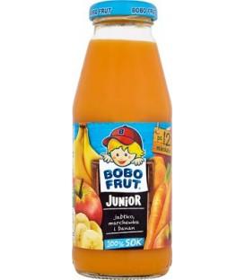 Gerber Junior Frut sok jabł-mali-banan 300ml