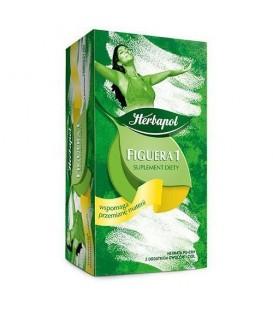 Herbapol figura 1  40g herbata