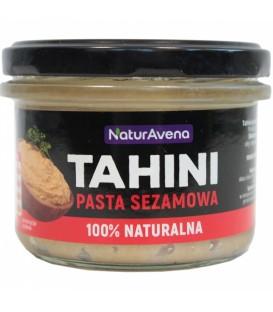 N- tahini pasta sezamowa 185g