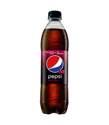 Pepsi Wild Cherry 0,5l