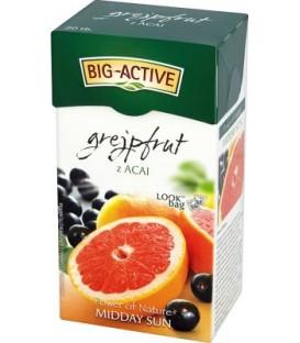 Big-Active Ex.Grejpfrut z acai herbata 20tb 45g