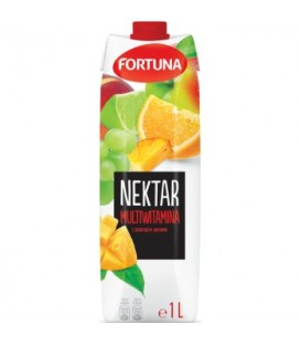 Fortuna Nektar Multiwitamina 1l.