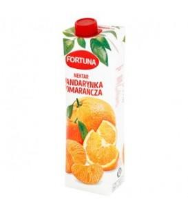 Fortuna Nektar Pomarańcza-Mandarynka 1l.