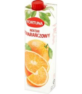 Fortuna Nektar Pomarańczowy 1l.