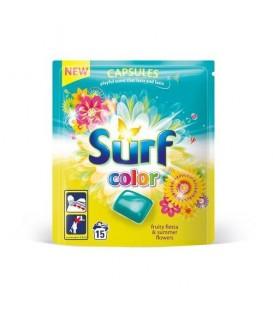Surf kapsułki fruity fiesta 15szt 24ml