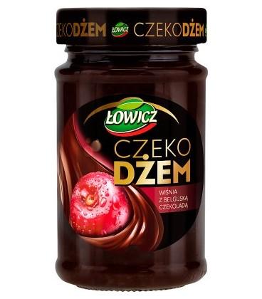Łowicz Czekodżem Wiśniowy 250g.