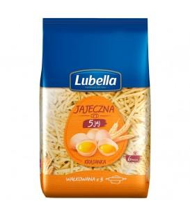 Lubella Makaron Nitki 5-jajeczny 400g.
