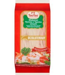 TaoTao Makaron ryżowy z tapioką 200g