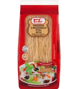 TaoTao Makaron z ryżu brązowego 170g
