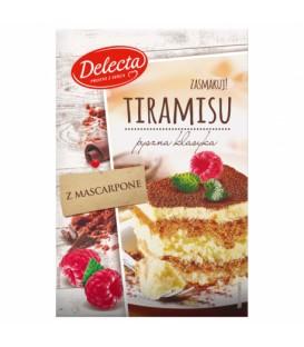 Delecta tiramisu ciasto 420g