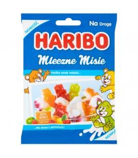 Haribo Milchbaren 85g.Mleczne Misie