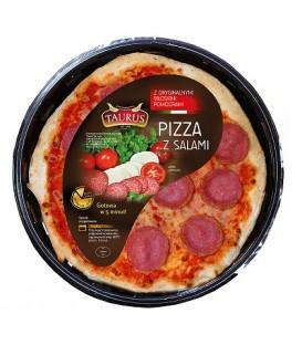 Taurus Pizza z Salami 300g.