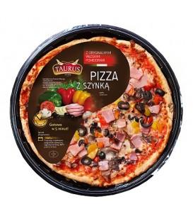 Taurus Pizza z Szynką 350g.