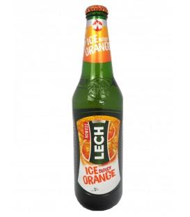 Lech Ice Bloody Orange butelka 500ml