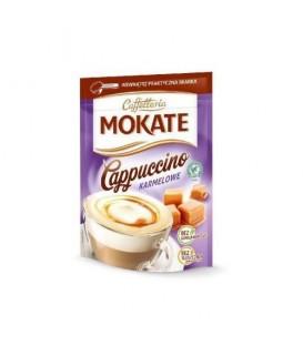 Mokate Cappuccino o Smaku Karmelowym 110g.